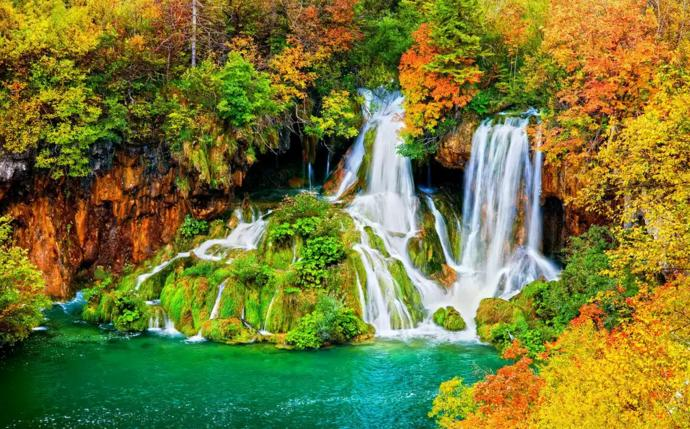 Долина Цзючжайгоу в Китае: описание природы, фото